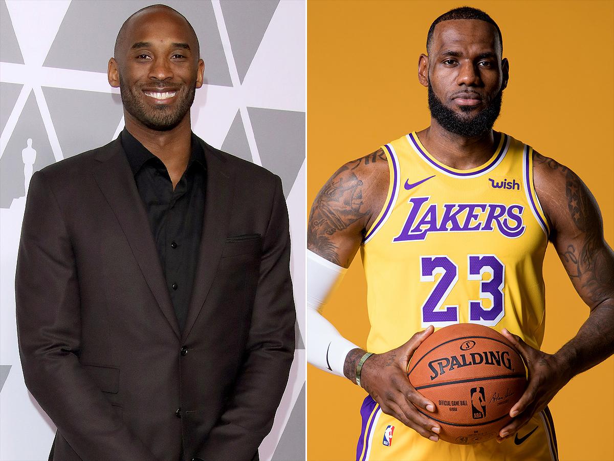 HBCU LeBron James Honors Kobe Bryant as Lakers Star Passes Retired Legend on NBA's All-Time Scoring List http://dlvr.it/RNmZfvpic.twitter.com/HT3omwPVSw