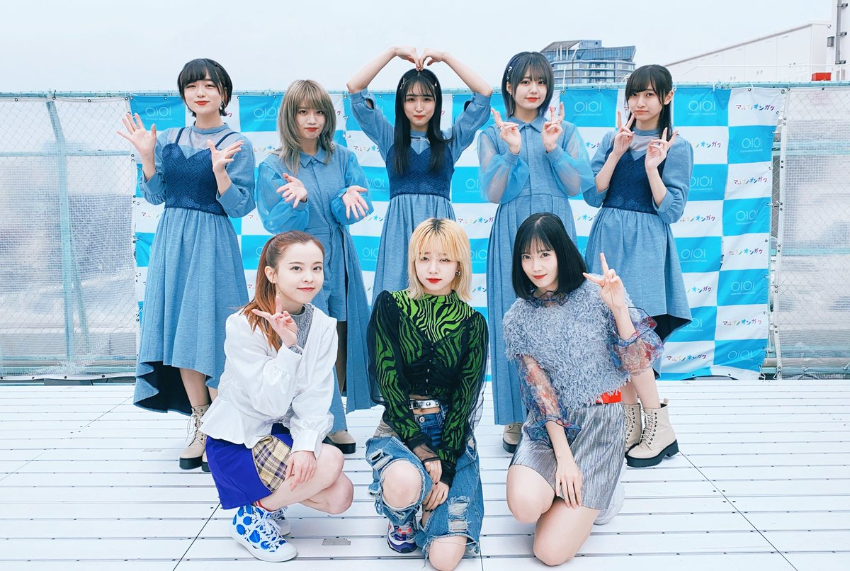 #CYNHN #MELLOWMELLOW合同リリースイベント@新宿マルイメン終了しました!2組とも眩しいくらい美しいパフォーマンスでした✨(新曲もめちゃくちゃイイ👍)御来場いただいた沢山の皆様ありがとうございます!!