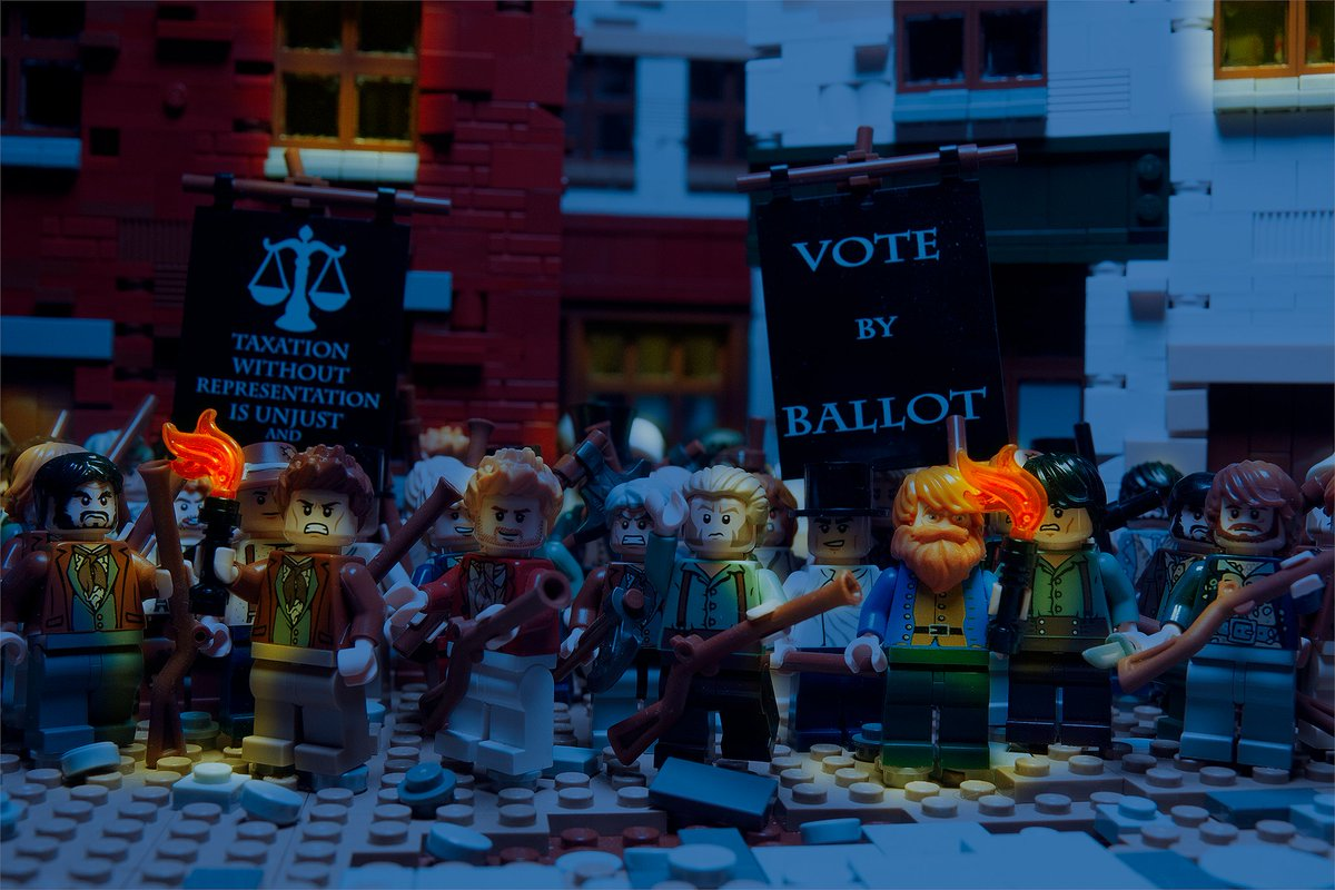 On this day in 1840, Chartists staged an unsuccessful rising in Bradford, Yorkshire. Find out more: bricktothepast.com/blog-to-the-pa…