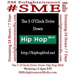 "Streaming Now 5 Oclock Drive Down http://HipHopBlvd.net  - WSME-DB: SM Enlightenment Radio Playing The Best ""Feel Good"" Urban Contemporary & More 24/7 At https://smenlightenmentmedia.com .  Check Us Out & Please repost... Thank you. pic.twitter.com/Q9t1EjNEW3"