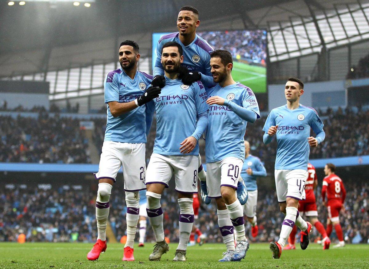 Xem lại Man City vs Fulham, FA Cup – 26/01/2020