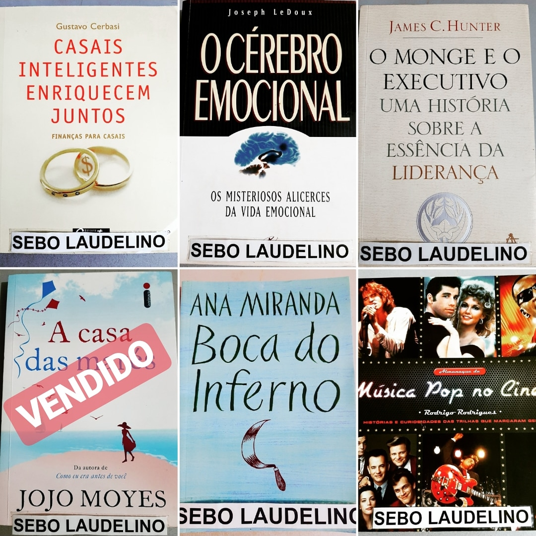 Livros da semana !!! #livrosdasemana #domingou #DomingoDetremuraSDV #confira #aproveite #livroslibertam #lerfazbem #libertaamente #curta #leiamais #amoler #amolivros #livrosnovos #livrosusados #sebo #sebolaudelino #baraogeraldo #delivrosdepresente #vempralivrariapic.twitter.com/vFYto9qN3C – at Sebo Laudelino