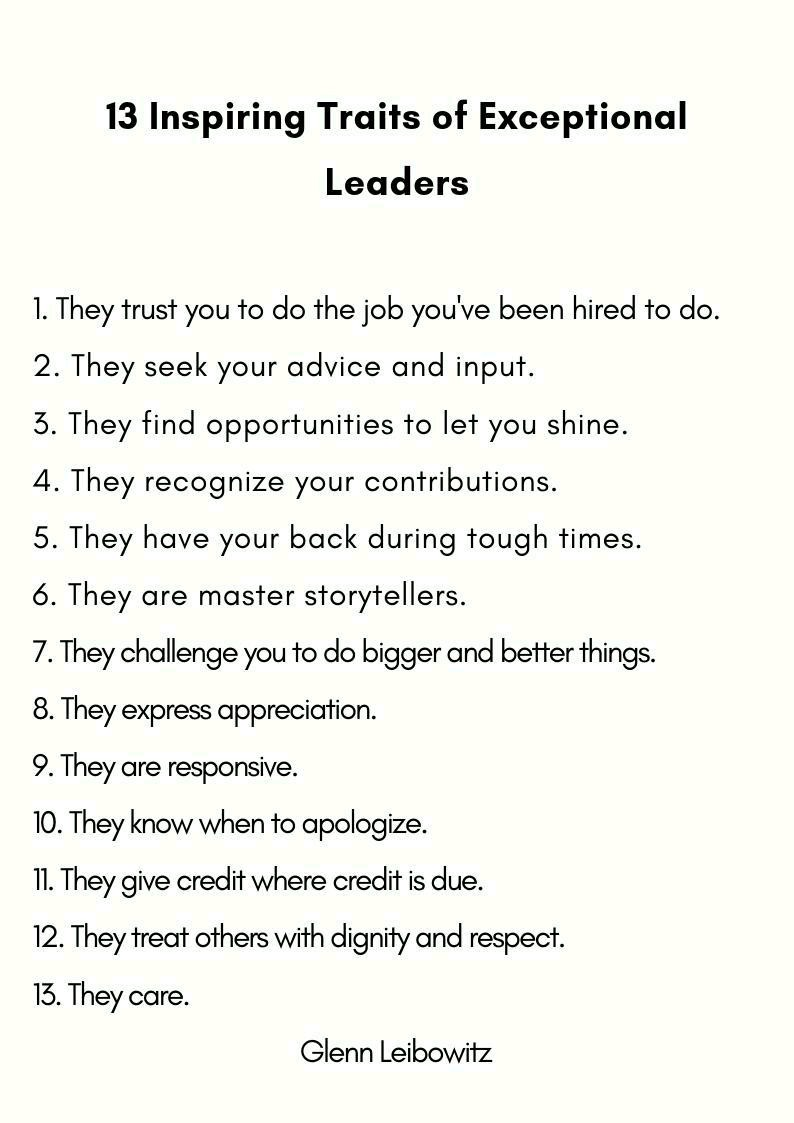 Do your teachers see you as an inspiring leader? Your answer matters.