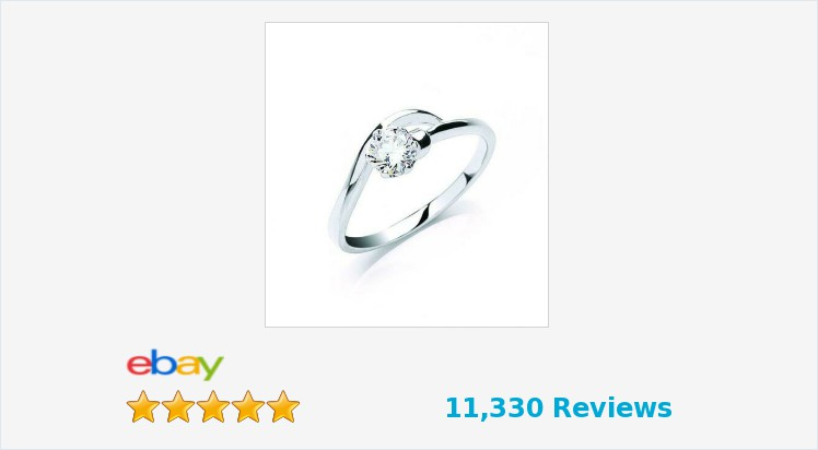 New Ladies 925 Sterling Silver Claw Set Cubic Zirconia Solitaire Ring sizes J-R | eBay #sterlingsilver #cubiczirconia #ring #solitaire #pretty #cute #jewellery #gifts #giftideas #giftsforher #jewelry #accessories #love #beauty #fashion #jewelrylover