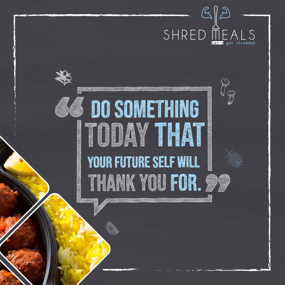 Choosing healthy today, is choosing to be fitter and stronger tomorrow!💪💪 With Shred meals stay healthy, eat organic , lose weight and shred muscles.  #ShredMeals #Jeddah #SaudiArabia #Meals #Fitness #WeightLoss #Lifestyle #Diet #FatLoss #Exercise #Snacks