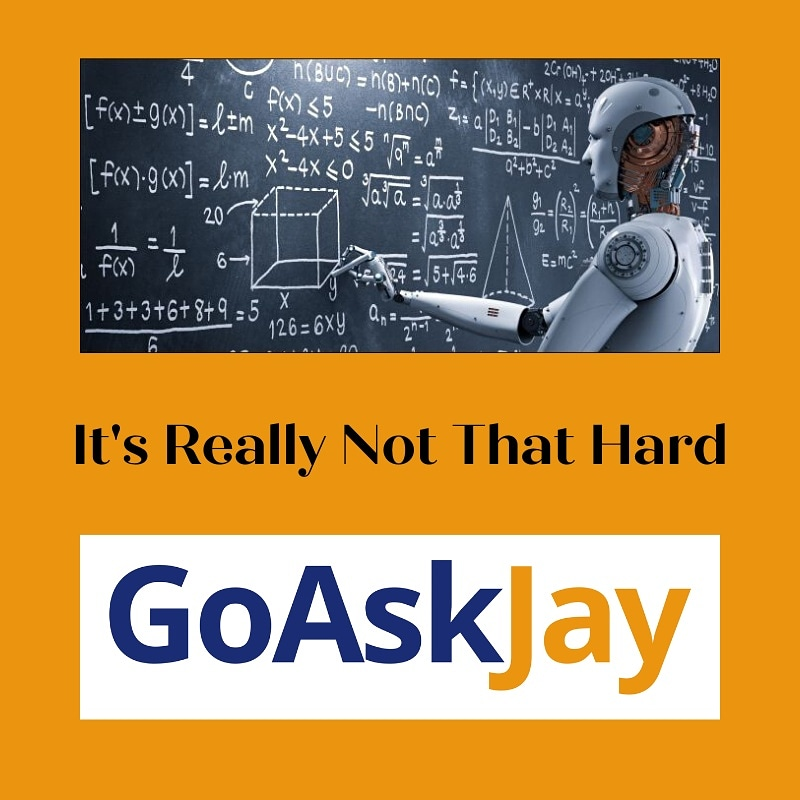 Understanding our customers is our job. We want to know about you, what you do & what's important to you. Our products are matched to you with a fun & easy process. http://www.goaskjay.com When life happens, we've got you covered.#goaskjay #insuretech #fintech #lifestyle