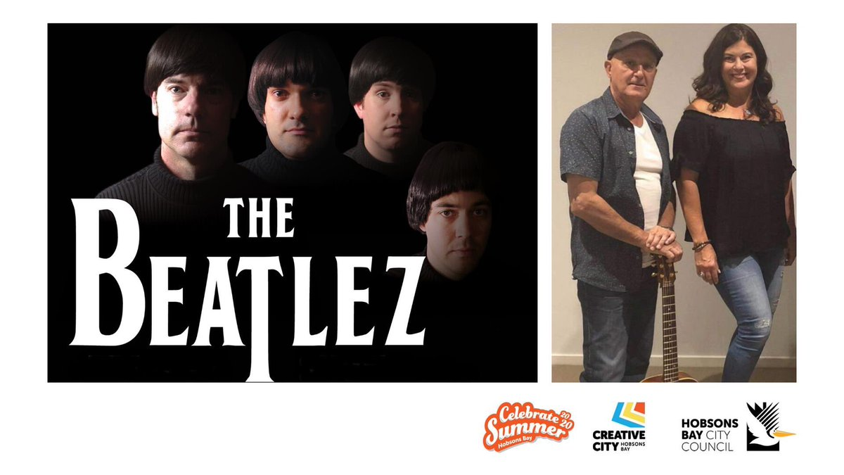 Celebrate Summer in 3 weeks time and enjoy an afternoon of live music on Saturday 15 February 2020 from 2 till 5 pm at Homestead Run Reserve. Featuring the Australian Beatlez supported by Sandee Facy & Breeze!  #beatles #thebeatles #band #music #summer #february #fab #fabfour