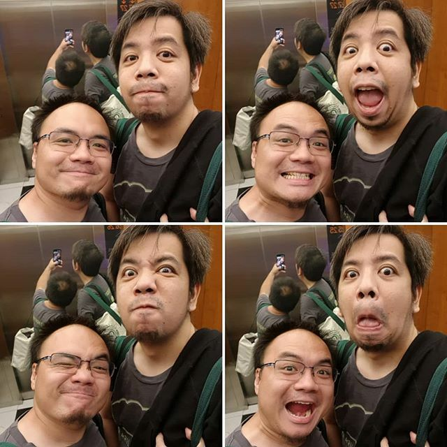 Hauling #TabletopGames to Mandaluyong #Latergram #FGTC #TAGSessions #ElevatorPhotobooth http://bit.ly/3aFocS1 pic.twitter.com/BxUI3Z4gje
