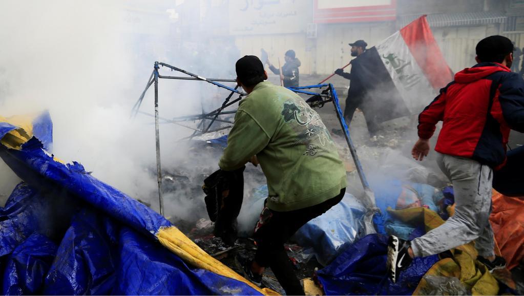 伊拉克安全部隊向示威者開槍造成數十人受傷 https://rfi.my/5G4Y.t