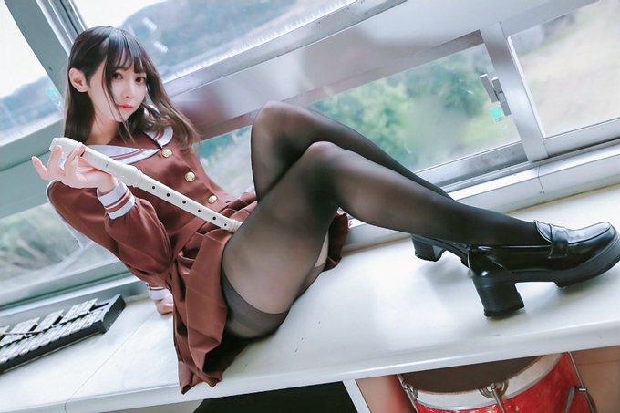 コスプレイヤー円谷みうのTwitter自撮りエロ画像60