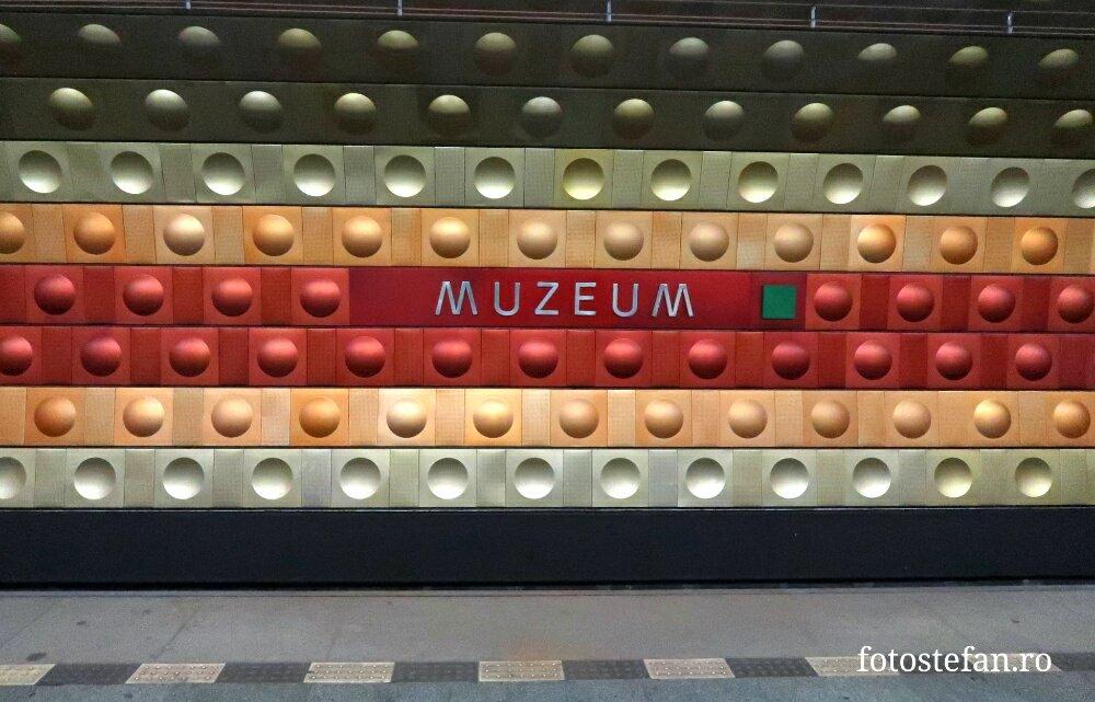 Cool subway station in Prague #czechia #europe #transportation #travelphoto #keepexploring #travelmore #eurotrippic.twitter.com/5LlttF9j5a