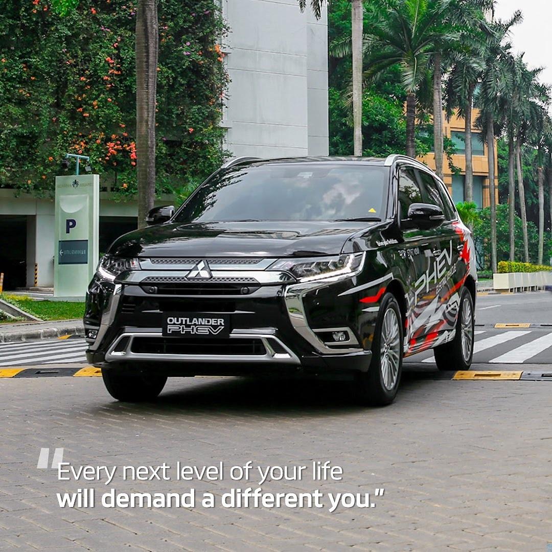 Nikmati dan hargai setiap perubahan disetiap langkah selanjutnya.  #MitsubishiMotors