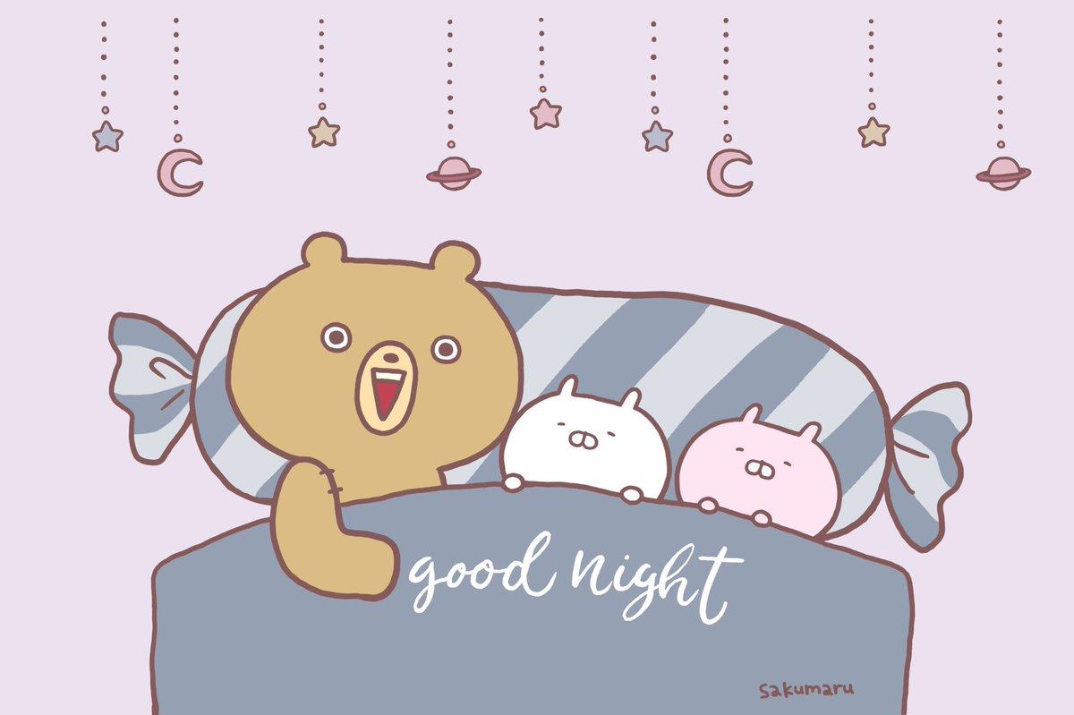 おやすみなさい〜🌙🌟