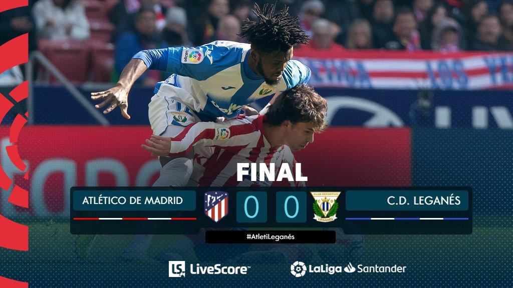 Atletico-Leganés