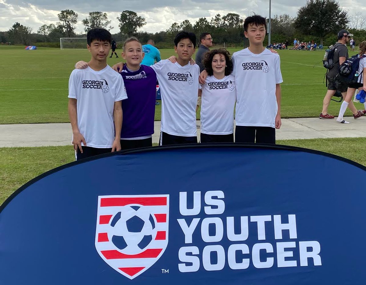 2007 AFU ECNL boys representing Georgia at the ODP Regional Championship in Auburndale, FL. Georgia has won 3 out of 3 games and is headed to the finals Sunday! @GeorgiaSoccer @USYouthSoccer  #weareafu #odp #ECNL #soccerplayer #soccertime #usyspic.twitter.com/Xn5ivZsu2M