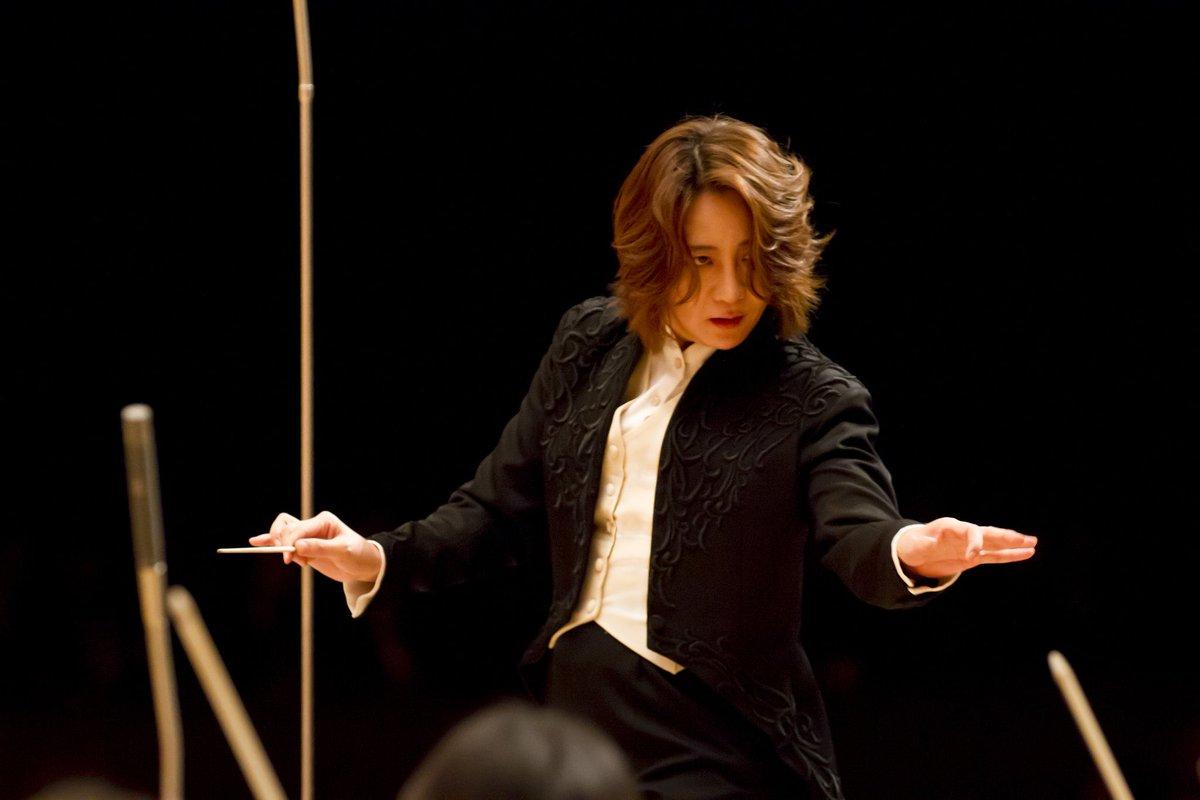 ホグワーツ卒業してそうな女性指揮者シリーズ