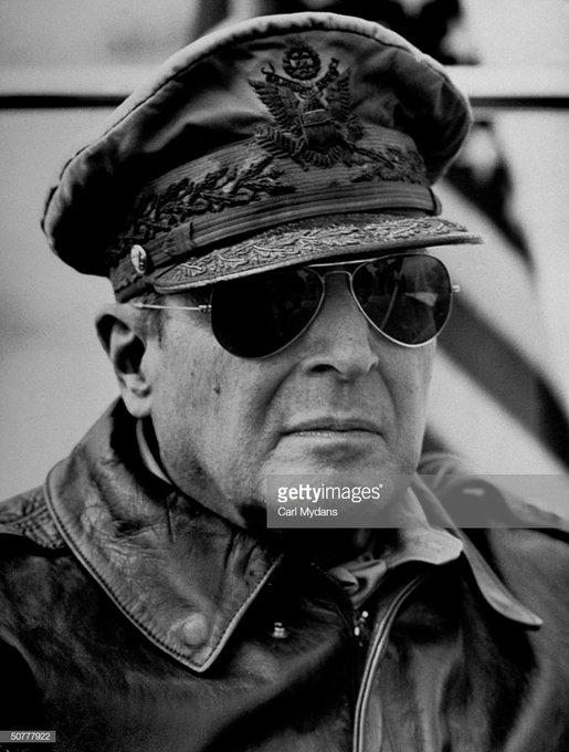 A Happy January 26th Birthday To General Douglas MacArthur, Paul Newman, Ellen De Generes, And Wayne Gretzky!
