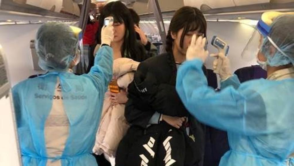 台灣宣布湖北返台及接觸個案者可能面臨拘捕強制隔離 https://rfi.my/5G5O.t