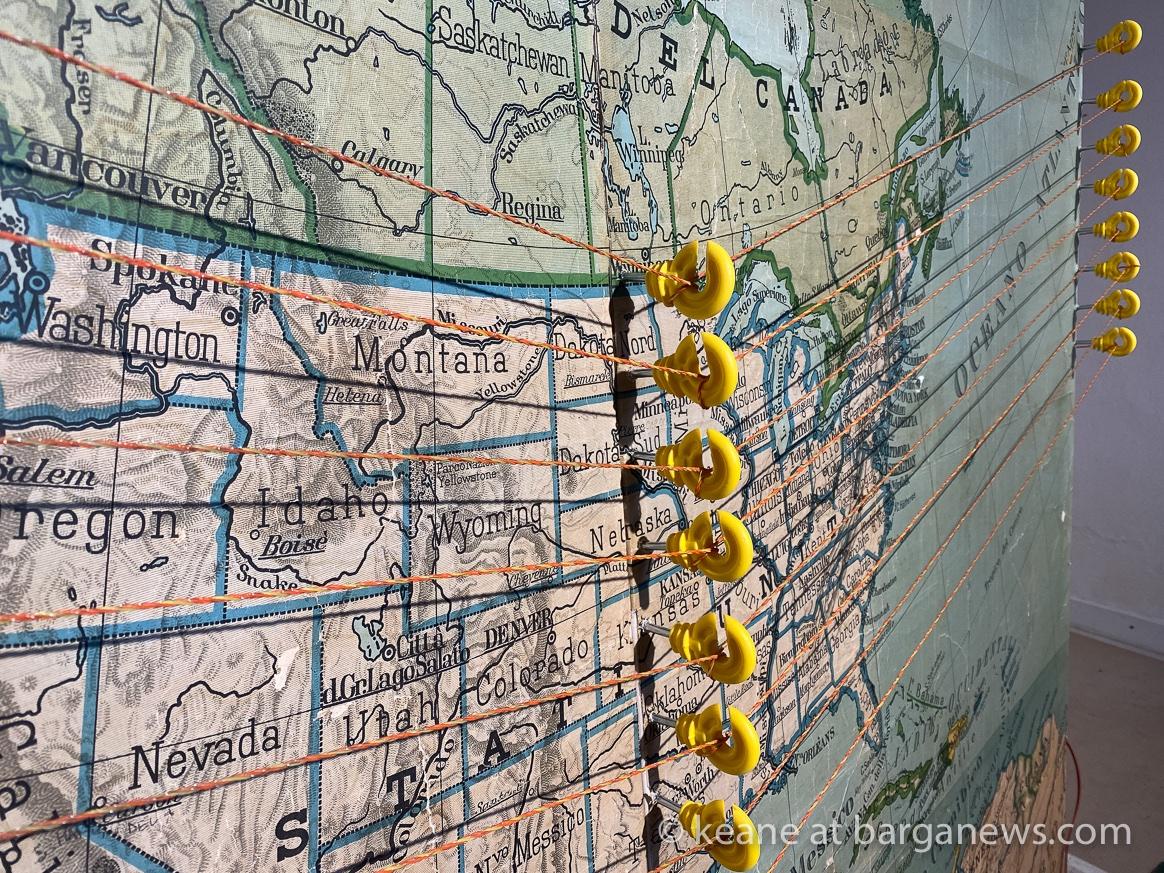 #contemporaryart #contemporaryartgallery #cartography #maps #geography #mapart #mapping #atlas #roadtrip #mapstagram #mapporn #workinprogress #studio #keane #bargavecchia #barga #barganews #oxogallery #oxocollection #studio #maps #oxocurators #workinprogress #oilpaint #canvaspic.twitter.com/3M4q3bCRXe