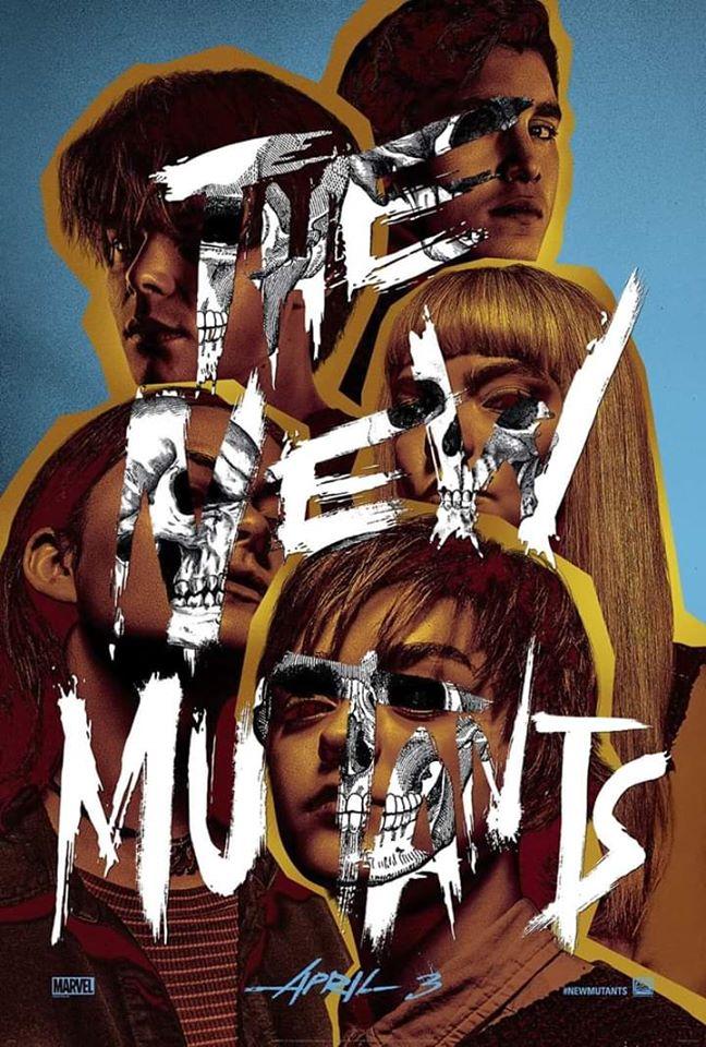 """Eu gostaria de pensar que """"New Mutants"""" será um bom filme. Mas não consigo crer! pic.twitter.com/JNLRZ2eRTm"""