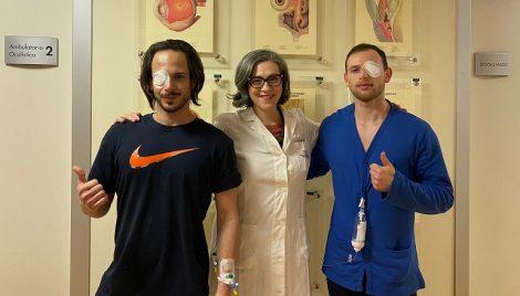 """Eseguiti a Lentini due trapianti di cornea, """"finalmente riavremo la vista"""" dicono i pazienti - https://t.co/NHYTgEm6An #blogsicilianotizie"""