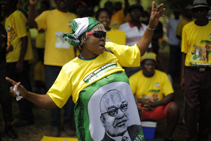 The ANC have warned the United States against meddling in international affairs..  They demand that no more terrorists or comrades be removed through surgical strikes.  If the USA does not comply, a team of ESCOM engineers will be sent in, & bales of ANC t-shirts will be dropped! pic.twitter.com/Nb4H5XOOCv