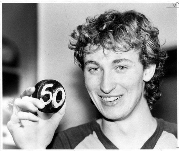 Happy 59th Birthday Wayne Gretzky The Great One s 10 Most Unbreakable Records