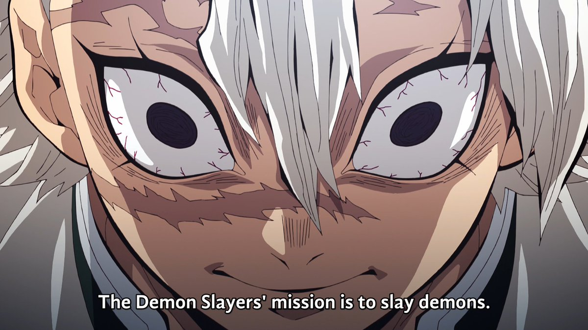 """Demon Slayer is the deepest, most profound anime of the decade"" pic.twitter.com/09dZNs77yM"