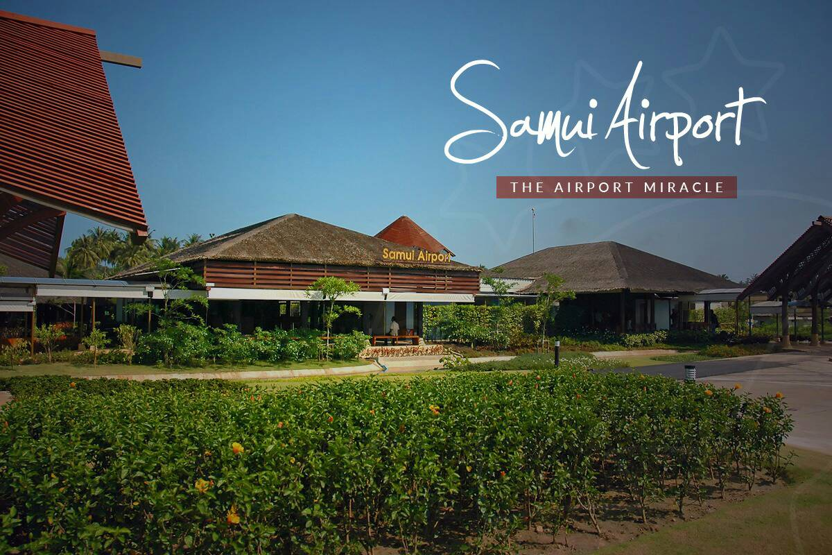 Samui International Airport is well known for being one of the best looking and coolest airports in Thailand Having more than 1 million passengers annually.   Book your  to/from Samui Airport here http://ow.ly/GsBB30qcrQc   #SamuiAirport #Ferrysamui #destinations #amazingplacespic.twitter.com/rRQHJ0oPOA