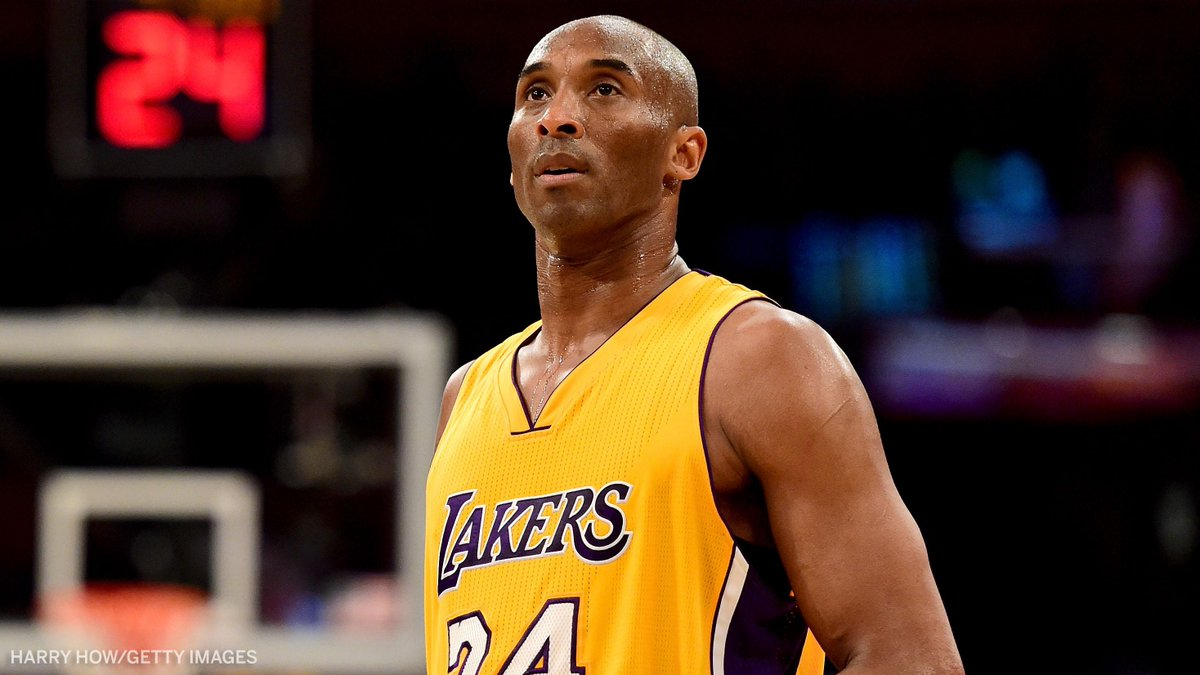 Kobe Bryant was killed Sunday in a helicopter crash in the Los Angeles area, first reported by TMZ and confirmed by @wojespn.