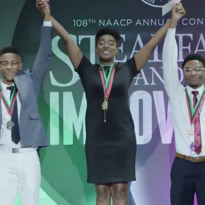 NAACP ACT-SO is a program that prepares, recognizes and rewards students' scholastic and artistic excellence. http://Google.org is proud to support @NAACP as they extend ACT-SO to even more future history makers. Learn more → http://goo.gle/38Q1wNd