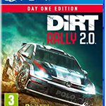 Image for the Tweet beginning: DiRT Rally 2.0 Day One