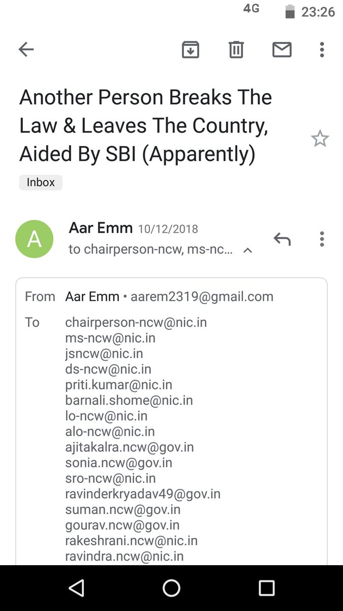 Advised by relative with @DCWDelhi (Priyanka Anand) funded by @TheOfficialSBI @guptapk as she's daughter of ex-employee (Atul Mehta) https://sinmahs8291.blogspot.com/2019/06/truth-of-empowered-woman-iii-those-in.html?m=1 … @NCWIndia @sharmarekha @SwatiJaiHind ALL are aware @ArvindKejriwal @VandanaSsingh TRULY #BetiBachaoBetiPadhao @DrHVofficepic.twitter.com/IfelYoJ5Dj