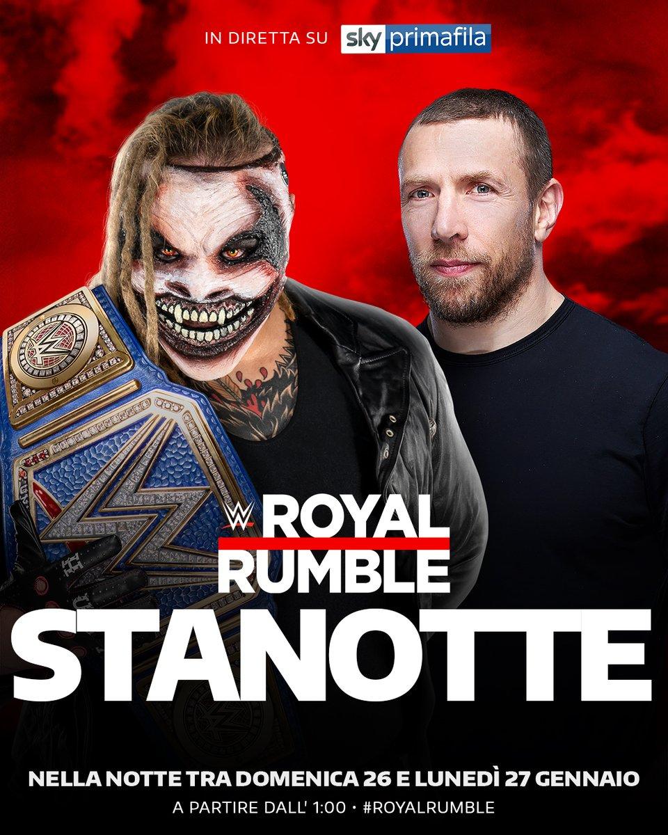 #RoyalRumble