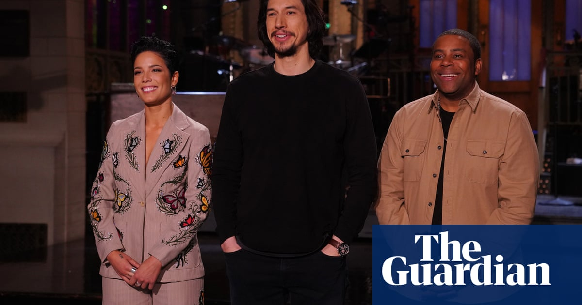 Saturday Night Live: Adam Driver hosts a third time and outdoes himself http://dlvr.it/RNnN0Npic.twitter.com/hexxu4OWTn