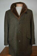Vintage Oakbrook Sportswear Sears Men's Shop Brown Tweed Fleece Lined Car Coat https://ift.tt/2t2Ivb0pic.twitter.com/J5riApTdDj