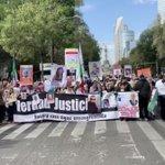 Image for the Tweet beginning: 🔴 La marcha por la