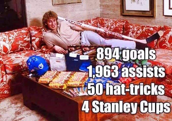 Happy birthday to Wayne Gretzky..