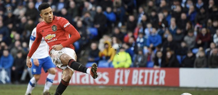 Age when scoring 10th goal Manchester United: 19 years & 11 months - Ronaldo 19 years & 3 months - Rooney 18 years & 10 months - Rashford 18 years & 3 months - Greenwood The kid is special. ⭐️⭐️⭐️⭐️⭐️