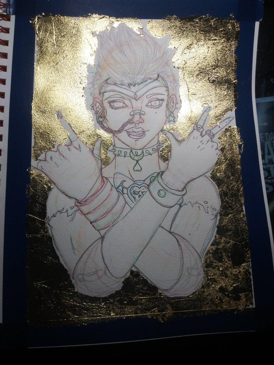#instaart #bored #sketch #sketching #igartist   #sketchbook #doodlesofinstagram #doodles #artlife #instasketch #pen #pencil #inking #illustration #myart #traditionalart #drawing #mixedmedia #art #artist #artworkpic.twitter.com/lm8nO2JQDp