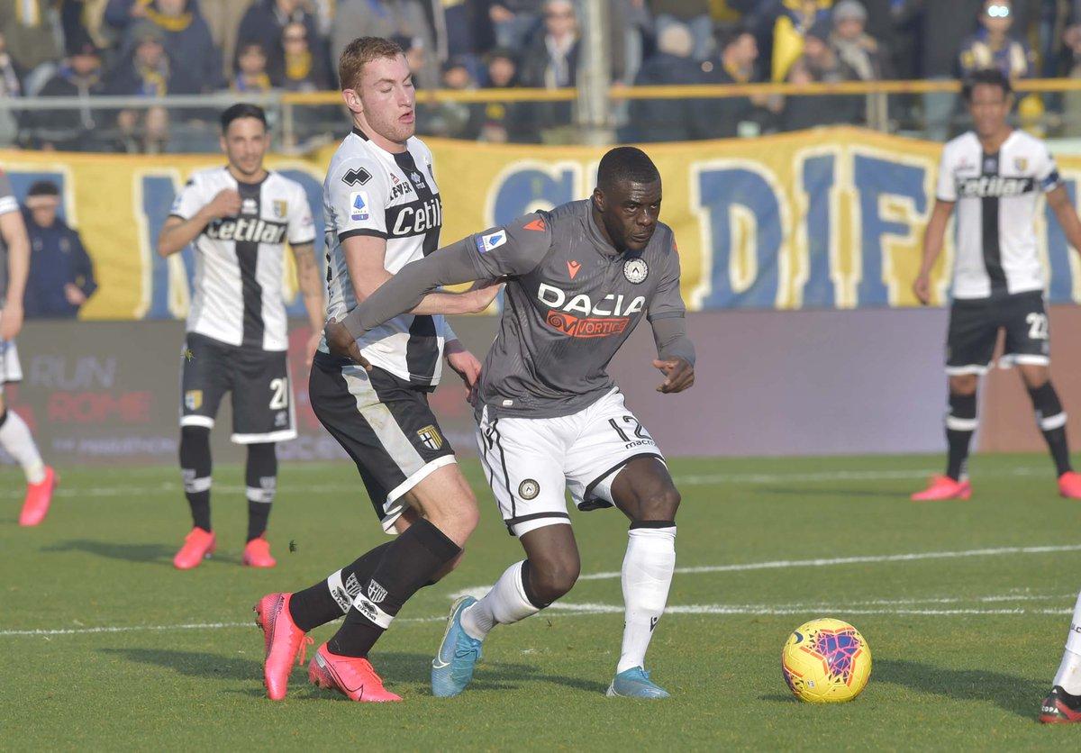 L'Udinese spreca troppo e da Parma torna a mani vu...