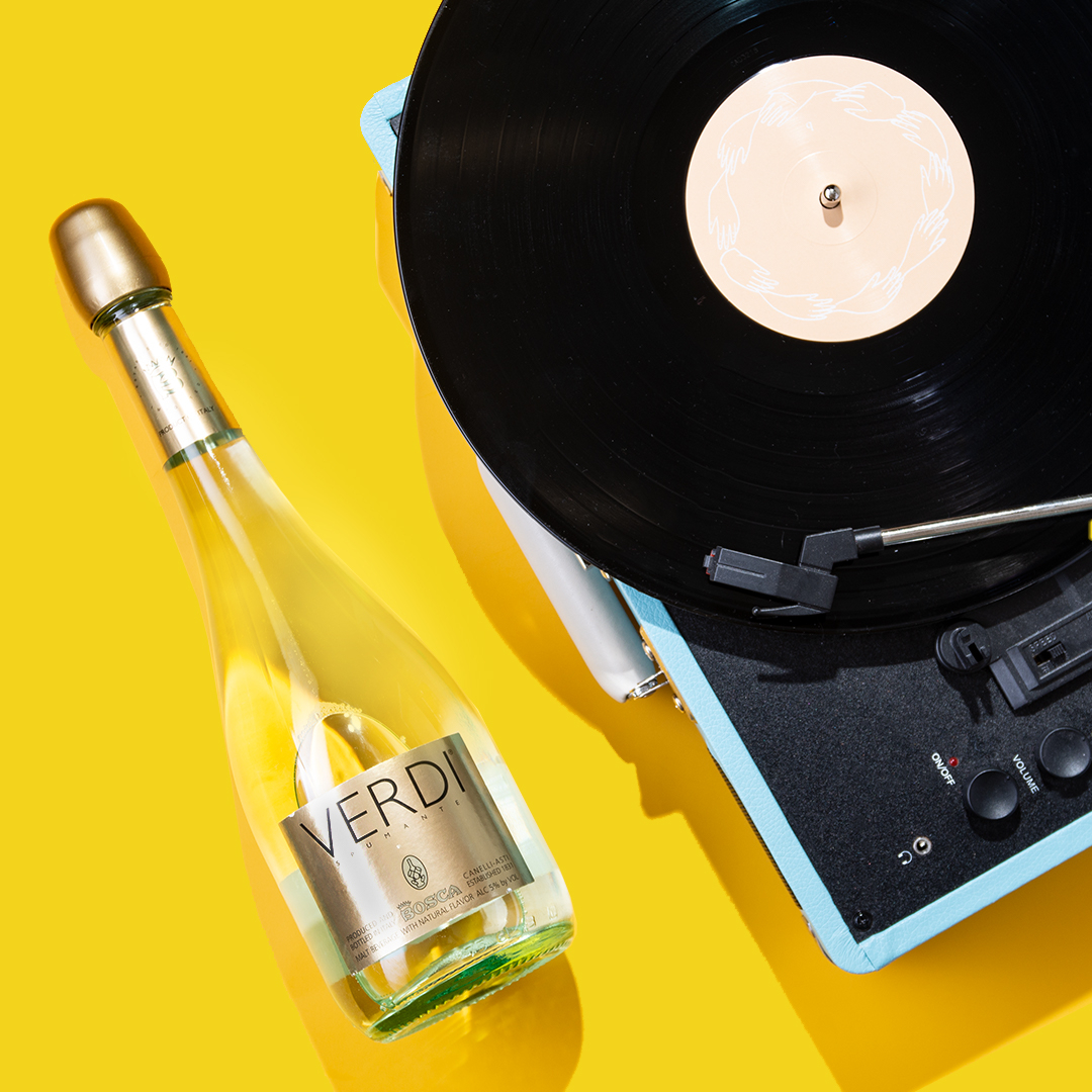 Mix up some sparkling cocktails for #GrammysNight! Check out our Instagram Story for a new #Verdi playlist to get you in the mood: http://bit.ly/2seilkZ pic.twitter.com/UvzZs8SHVs