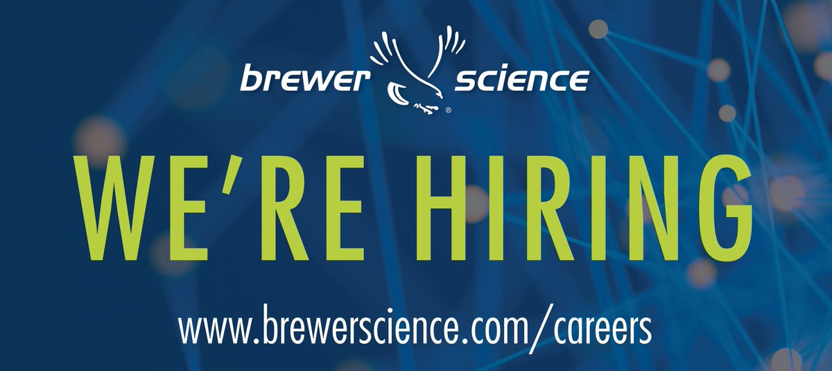 test Twitter Media - Brewer Science is hiring for a Regional Account Manager in either the United Kingdom or Germany! #JobPostings  https://t.co/yIlLs9Q66a https://t.co/tRsPP6rehL