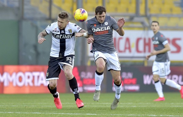 #ParmaUdinese