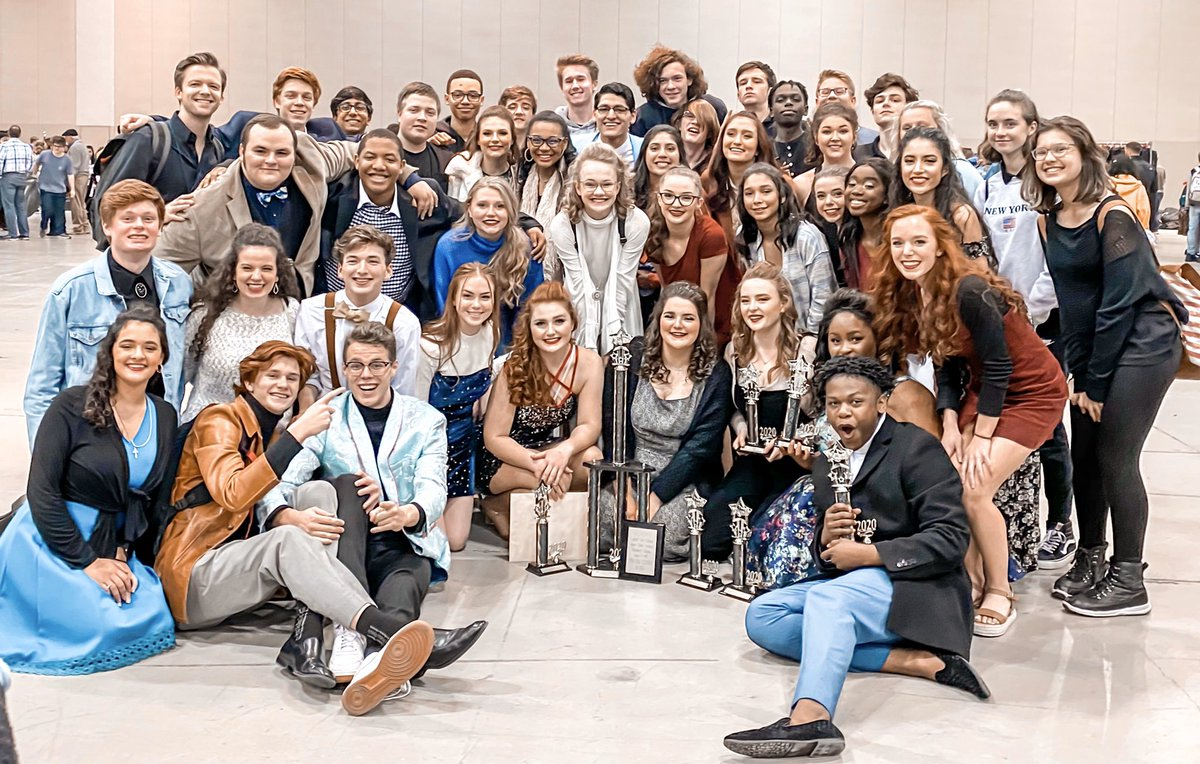 """We had a banner day at the 2020 Tallassee Capital City Classic! """"Rhapsody In Blue"""" was awarded 🏅Best Show Design 🏅Best Visuals 🏅Best Vocals 🏅Best Solo In a Show (Andrew Ritchey) and 🏆 Tier II 1st Place!"""