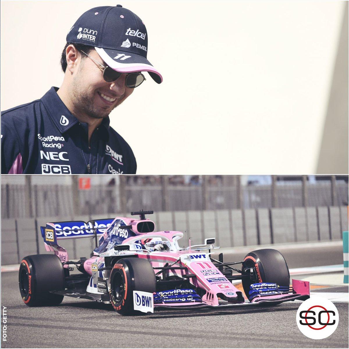 ¡FELICIDADES @SChecoPerez! 🎂🎇 El piloto 🇲🇽 cumple 3️⃣0️⃣ años. 🤩 Casi 9️⃣ años en la #Fórmula1, respaldan su trayectoria. 👏 #EnUnaPalabraSC, la carrera de Checo es:_____________👀