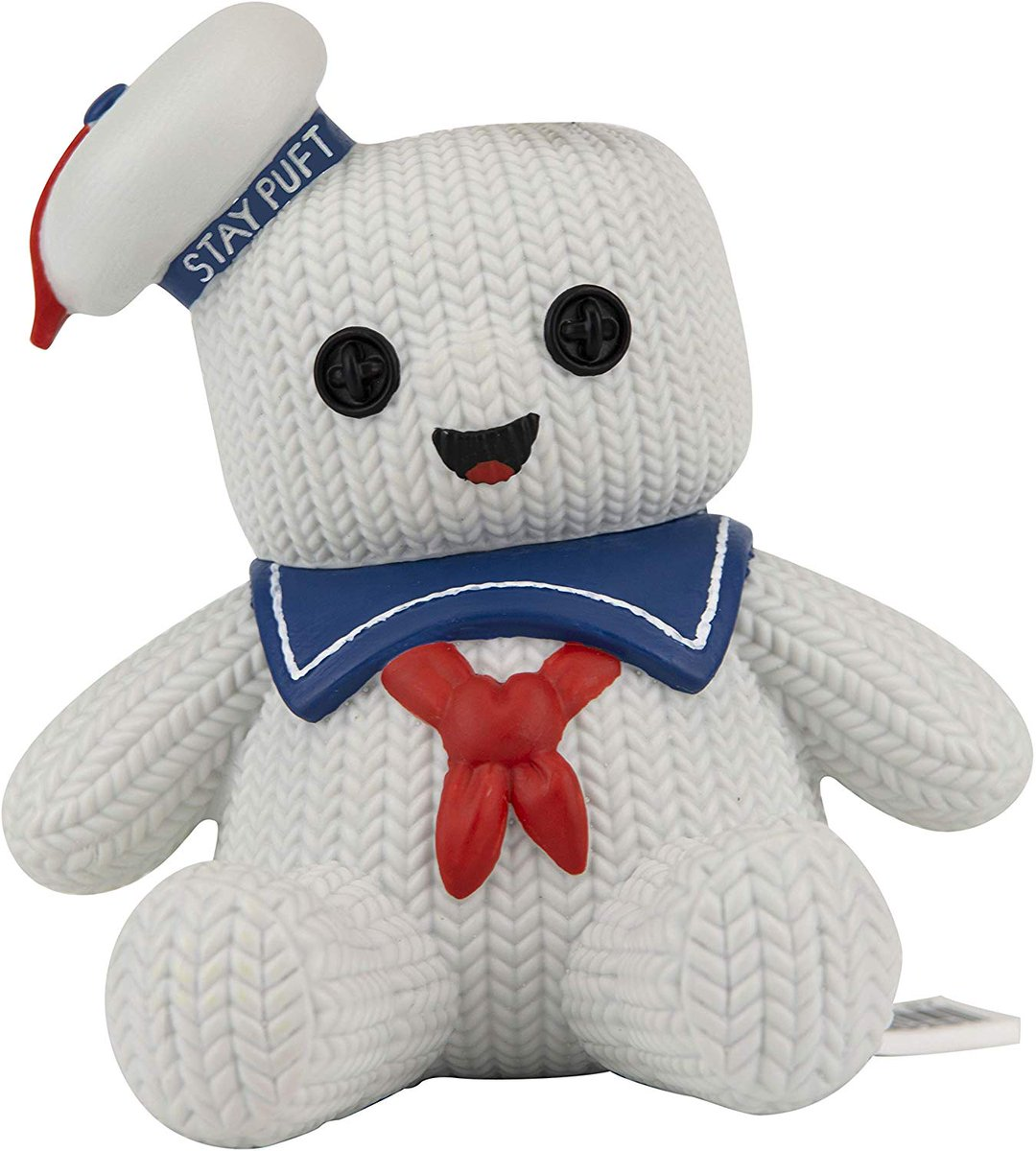 Ghostbusters - Stay Puft Handmade By Robots Vinyl Figure se pone a 283 pesos amzn.to/38DRSNo