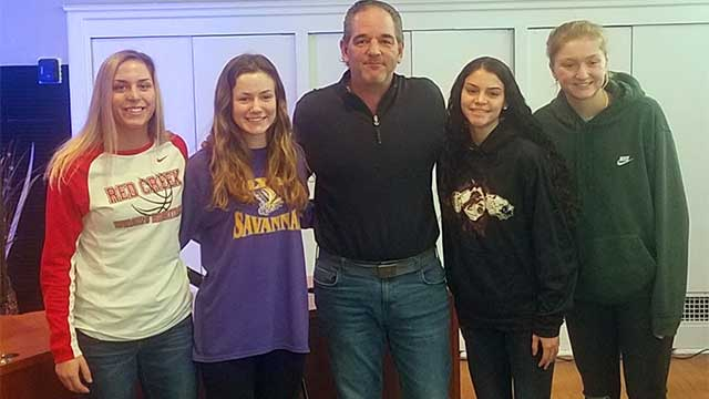 UPSTATE HOOPS: Izzy Wilbur, Taylor Sharp, Caiden Crego & Zoe Zutes in-studio (podcast)