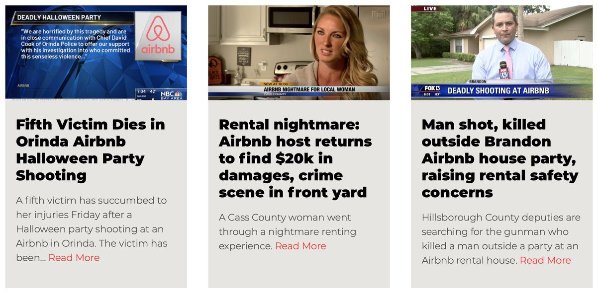 """Opening line from @CCIAOR memo about their upcoming pro-Airbnb PR campaign: """"The short-term rental issue is quickly gaining inaccurate and biased coverage nationally..."""""""