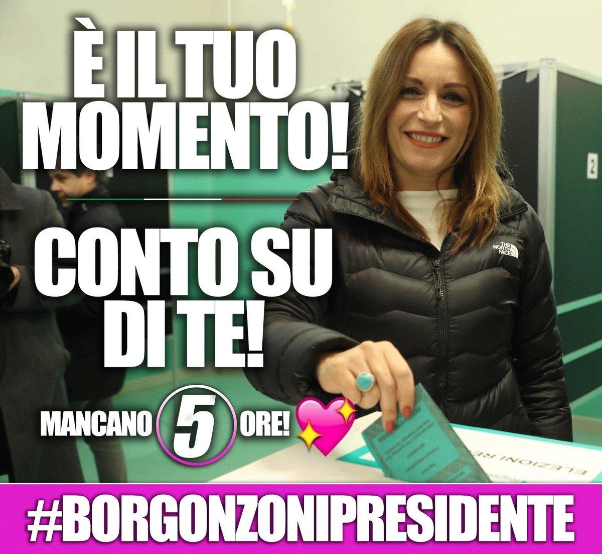#oggivotoLega